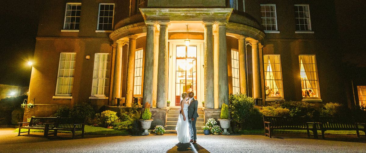 Wedding Venue In Stafford Brocton Hall Golf Club Ukbride