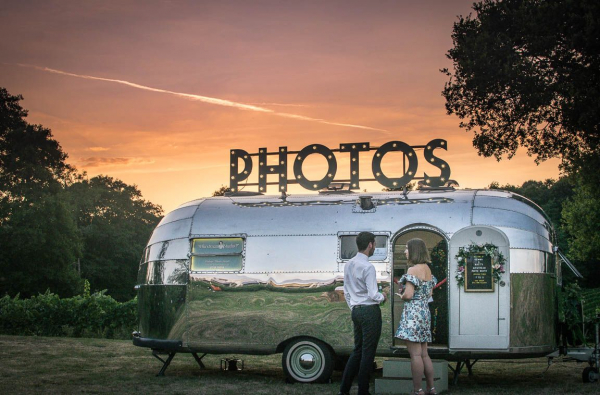 Airstream Studio - Photo booth - Brighton - East Sussex