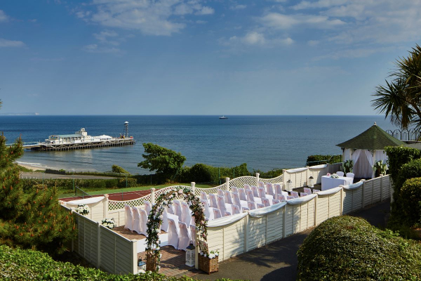 The Bournemouth Highcliff Marriott Hotel - Wedding Venue - Bournemouth - Dorset