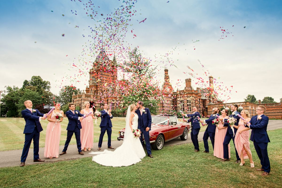 The Elvetham, Hampshire - Venues - Hartley Wintney - Hampshire