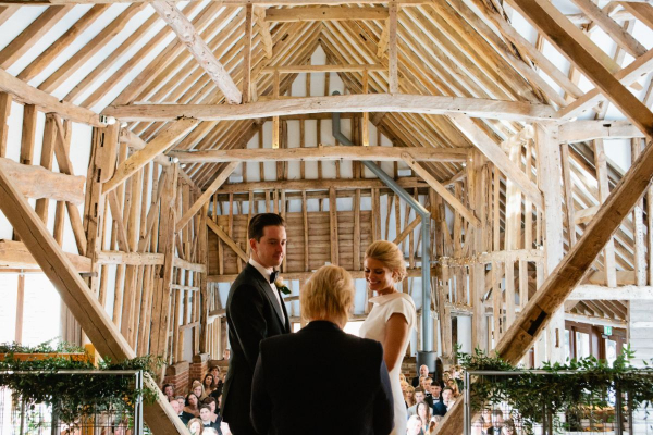 The Oak Barn - Venues - Benenden - Kent