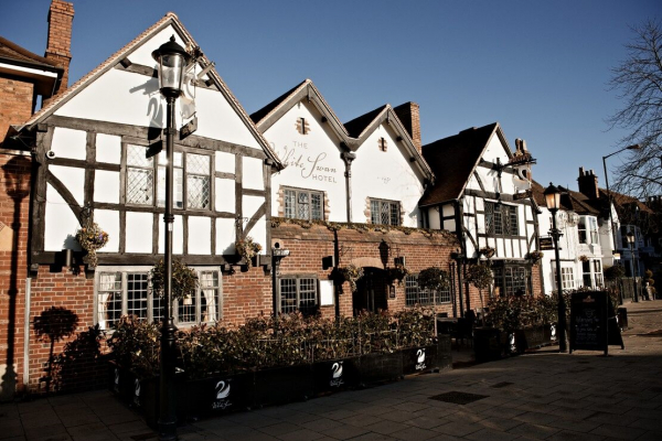 The White Swan Hotel  - Wedding Venue - Stratford Upon-Avon - Warwickshire