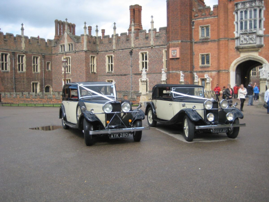 Clementine Vintage Cars - Transport - Gerrards Cross                 - Buckinghamshire