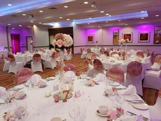 Jurys Inn Middlesbrough - Wedding Venue - Middlesbrough - County Durham