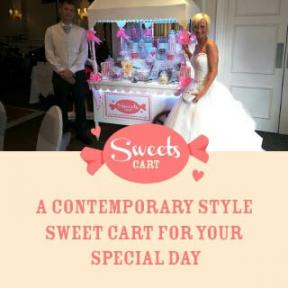 Sweets Cart - Catering / Mobile Bars - Stoke-on-Trent - Staffordshire