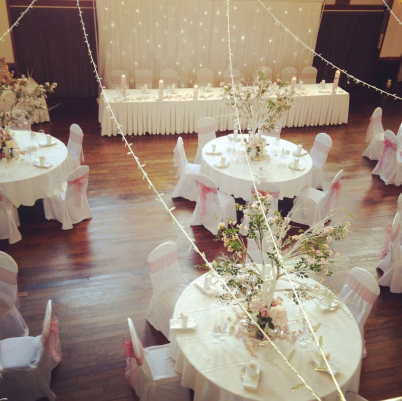 Elizabethan Suite - Wedding Venue - Bury - Lancashire