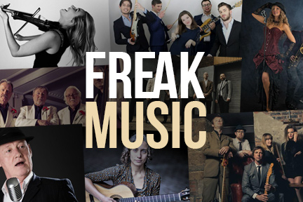 Freak Music - Entertainment - Edinburgh  - City of Edinburgh