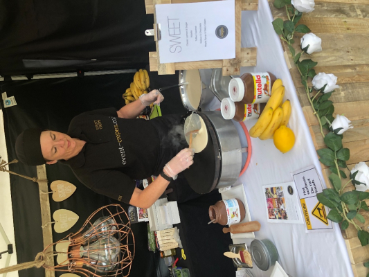 Event Crepes - Catering / Mobile Bars - Burbage - Leicestershire