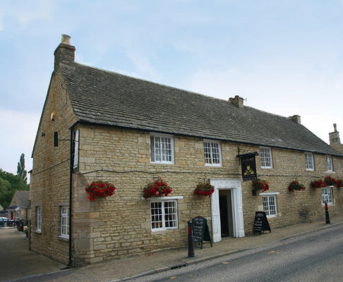The Queens Head Inn - Venues - Peterborough - Northamptonshire