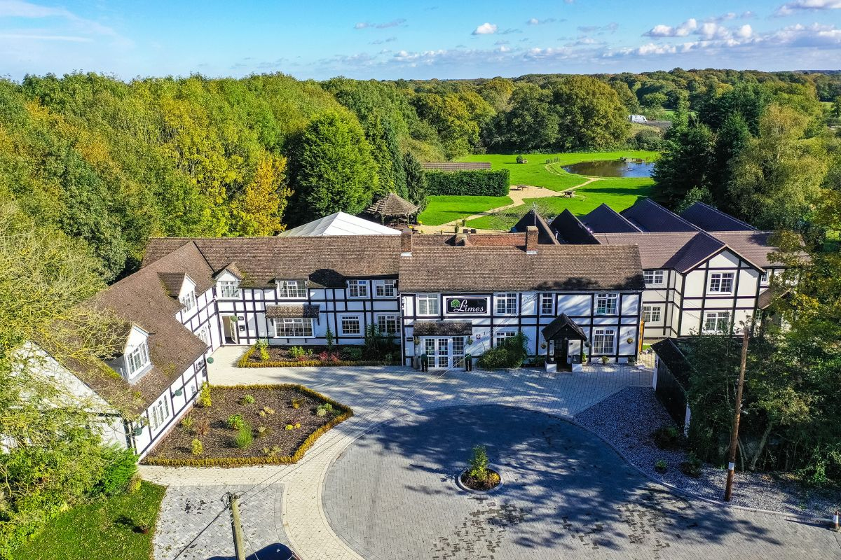 The Limes Country Lodge Hotel - Venues - Solihull - West Midlands