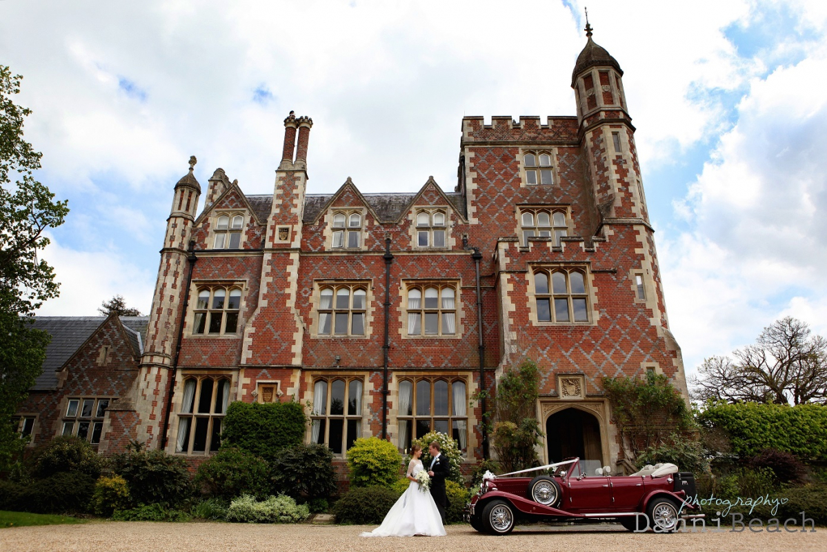 Horsted Place Hotel - Venues - UCKFIELD - East Sussex