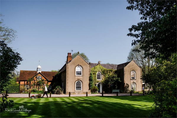 Old Rectory House - Wedding Venue - Redditch - Worcestershire