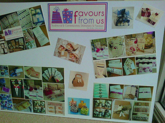 Favours From Us - Stationery / Wedding Albums - Reading - Berkshire
