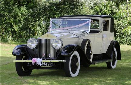 West Sussex Classic Wedding Cars - Transport - Nr Arundel - West Sussex