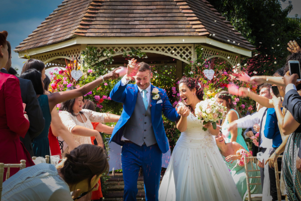 Weddings with Riccardo J - Photographers - Surrey  - Surrey