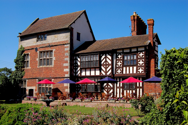 Albright Hussey Hotel  - Wedding Venue - Shrewsbury - Shropshire