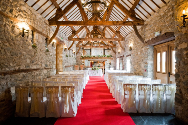 Plas Isaf Country Farmhouse & Barn - Wedding Venue - Corwen - Denbighshire