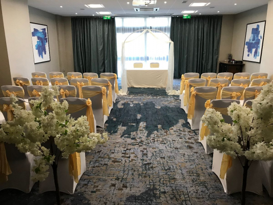 Crowne Plaza Stratford Upon Avon - Wedding Venue - Stratford-Upon-Avon - Warwickshire