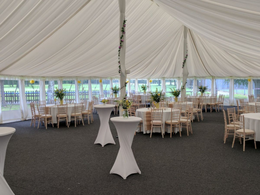 The Marquee at Stockwood Park - Wedding Venue - Luton - Bedfordshire