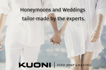 Kuoni Travel - Honeymoon - Dorking - Surrey