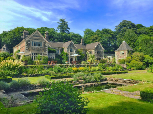 Lewtrenchard Manor - Wedding Venue - Okehampton - Devon