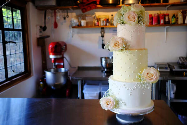 Harry Batten - Cakes & Favours - Lindfield - West Sussex