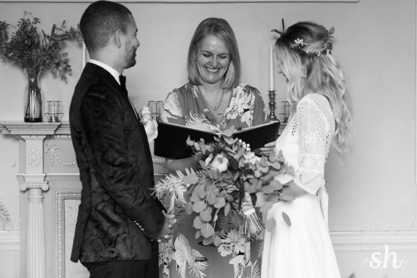 Modern Ceremonies with Justine - Celebrant - West Malling - Kent