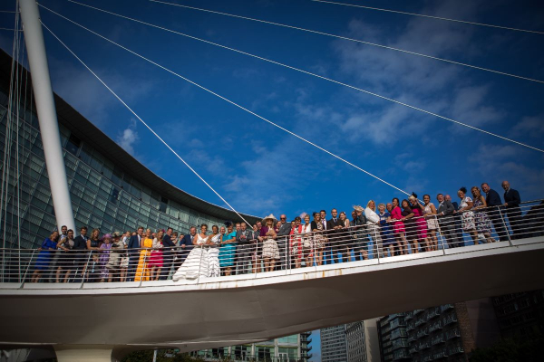 The Lowry Hotel - Wedding Venue - Manchester - Lancashire