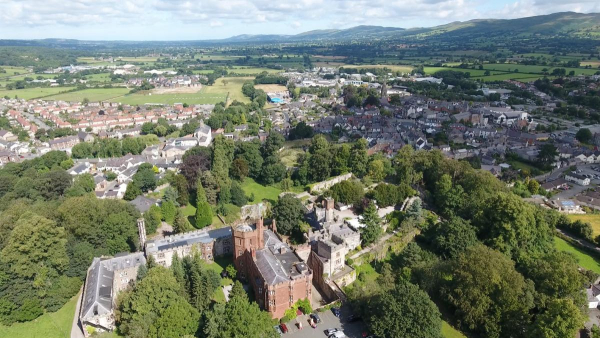 Ruthin Castle - Wedding Venue - Ruthin - Denbighshire