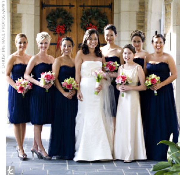 Wedding Forum - What other colour matchs navy blue?? - Page 1 Of 1 ...