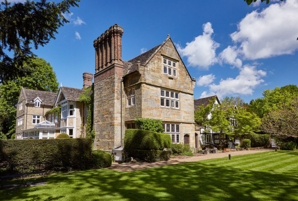 Ockenden Manor & Spa - Venues - Cuckfield - West Sussex
