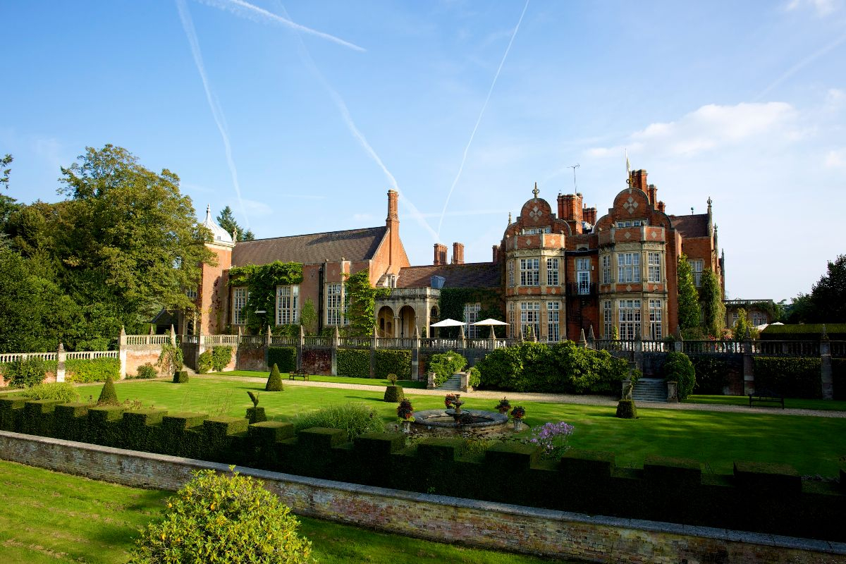 Tylney Hall Hotel & Gardens - Venues - Hook - Hampshire
