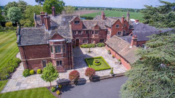 Colshaw Hall Country Estate - Wedding Venue - Over Peover - Cheshire