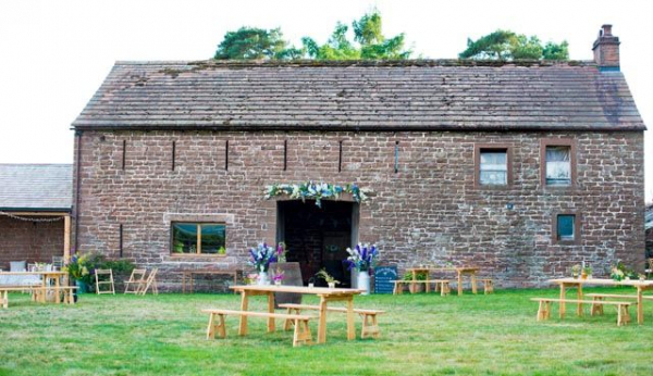 High Barn at Edenhall Estate - Wedding Venue - Penrith - Cumbria