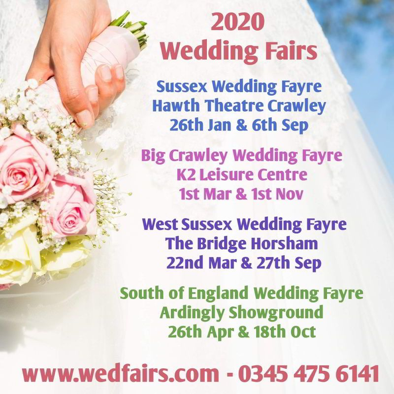 UK Wedding Fairs - AGLG Events - Wedding Fairs - Llangadog - Carmarthenshire