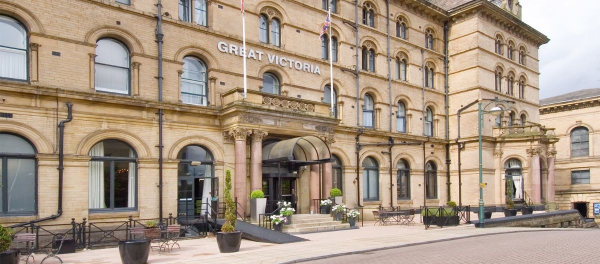 Great Victoria Hotel - Accommodation - Bradford - West Yorkshire