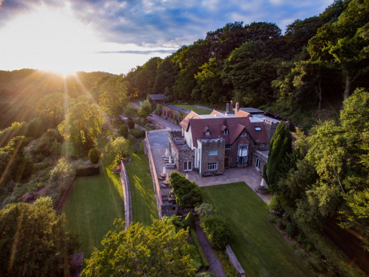 Caer Llan - Wedding Venue - Monmouth - Monmouthshire