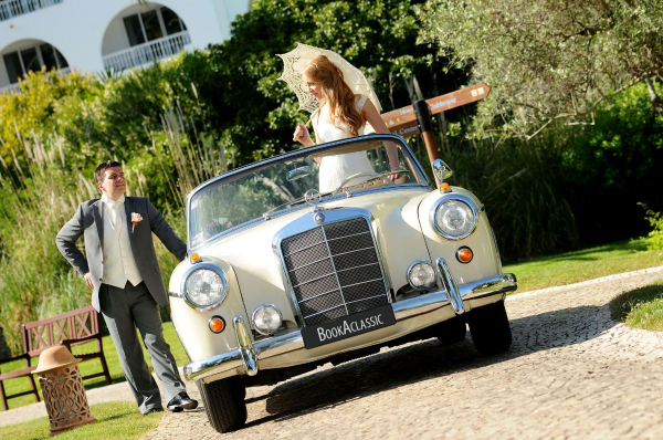 BookAclassic - Classic & Vintage Wedding Cars - Transport - london - Greater London