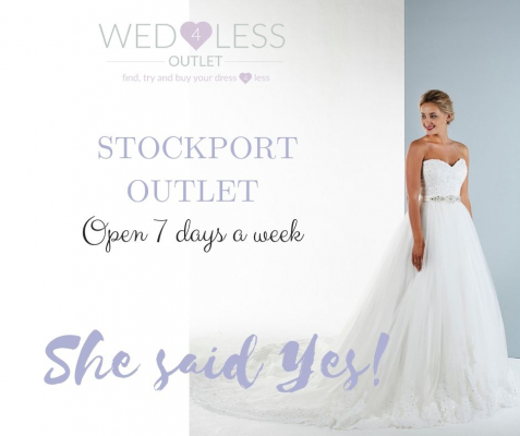 WED4LESS - Wedding Dress / Fashion - Stockport - Greater Manchester