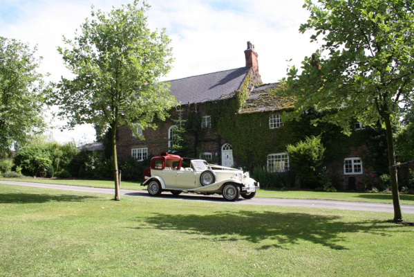 The Secret Garden - Wedding Venue - Gringley On The Hil - Nottinghamshire