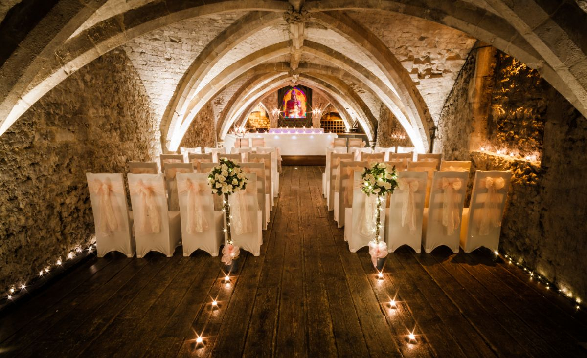 George Vaults - Venues - Rochester - Kent