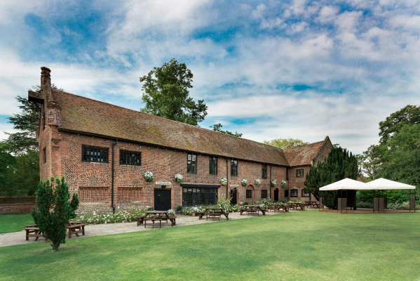Tudor Barn Royal Greenwich