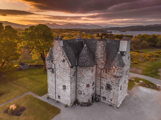 Barcaldine Castle - Wedding Venue - Oban - Argyll and Bute