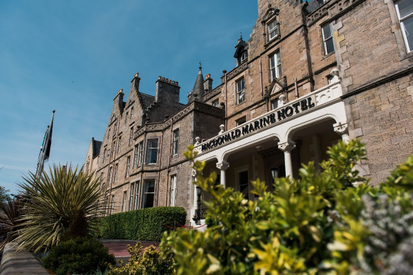 Macdonald Marine Hotel & Spa - Wedding Venue - North Berwick - East Lothian