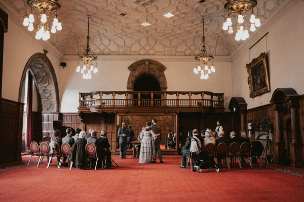 Sheffield Town Hall - Venues - Sheffield - South Yorkshire