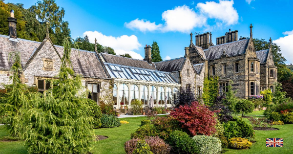 Cressbrook Hall - Wedding Venue - Buxton - Derbyshire
