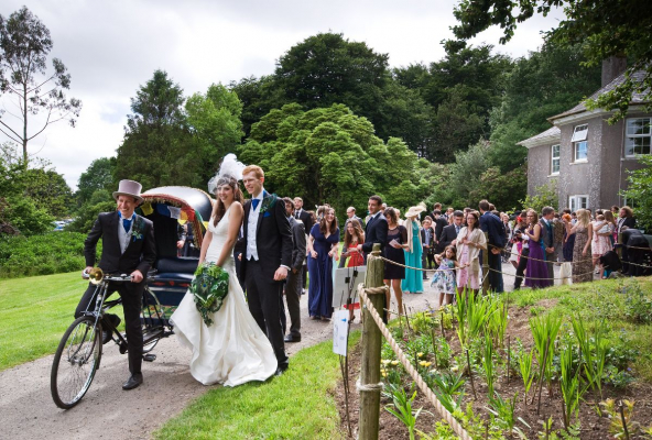 Dartmoor Zoological Park - Wedding Venue - Plymouth - Devon
