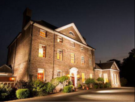 Peterstone Court  - Wedding Venue - Brecon - Powys