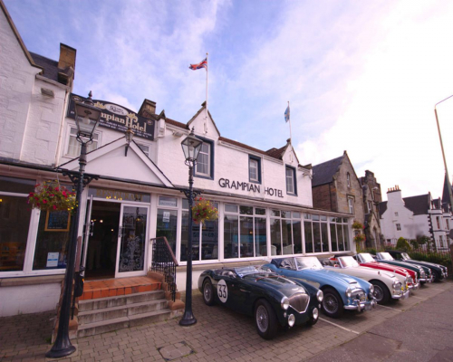 Grampian Hotel - Wedding Venue - Perth - Perth and Kinross
