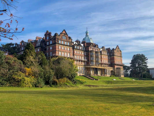 DoubleTree by Hilton Majestic Hotel & Spa - Venues - Harrogate - North Yorkshire
